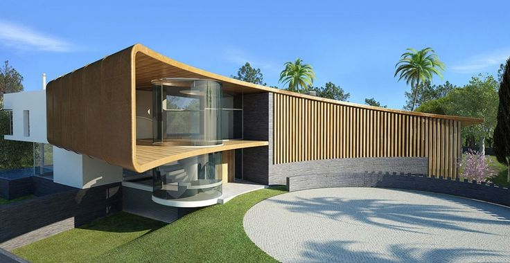 25 best ideas about ultra modern homes on pinterest for Ultra modern houses for sale