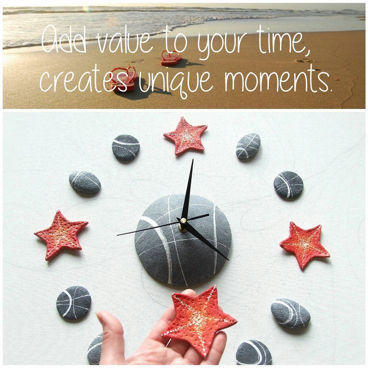 Dai valore al tuo tempo, Crea momenti unici.