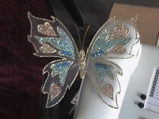 mariposas hechas a mano | ... Artezanales: Mariposas de acetato y acrilico realisadas a mano