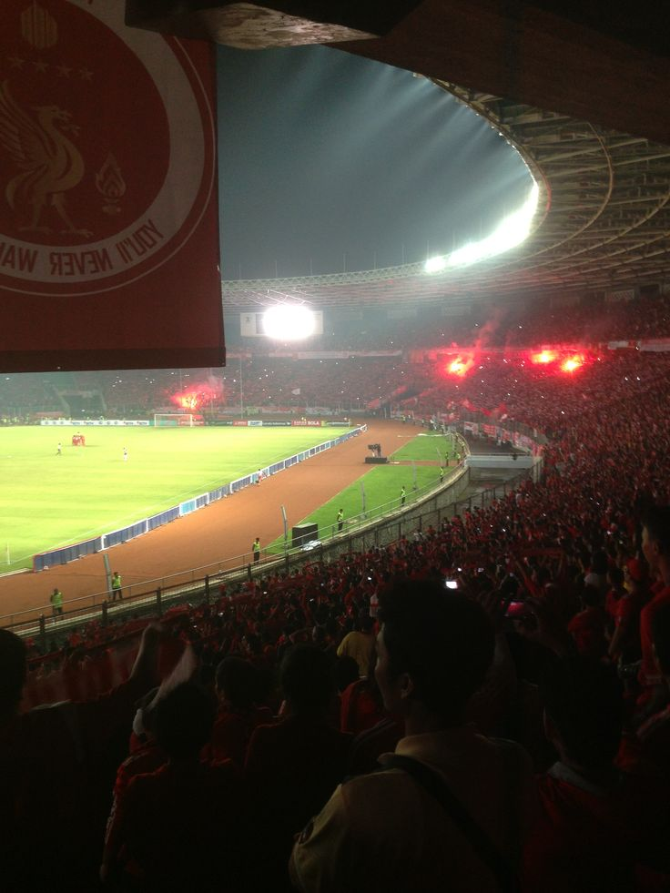 Gelora Bung Karno Main Stadium, Senayan, Jakarta, Indonesia