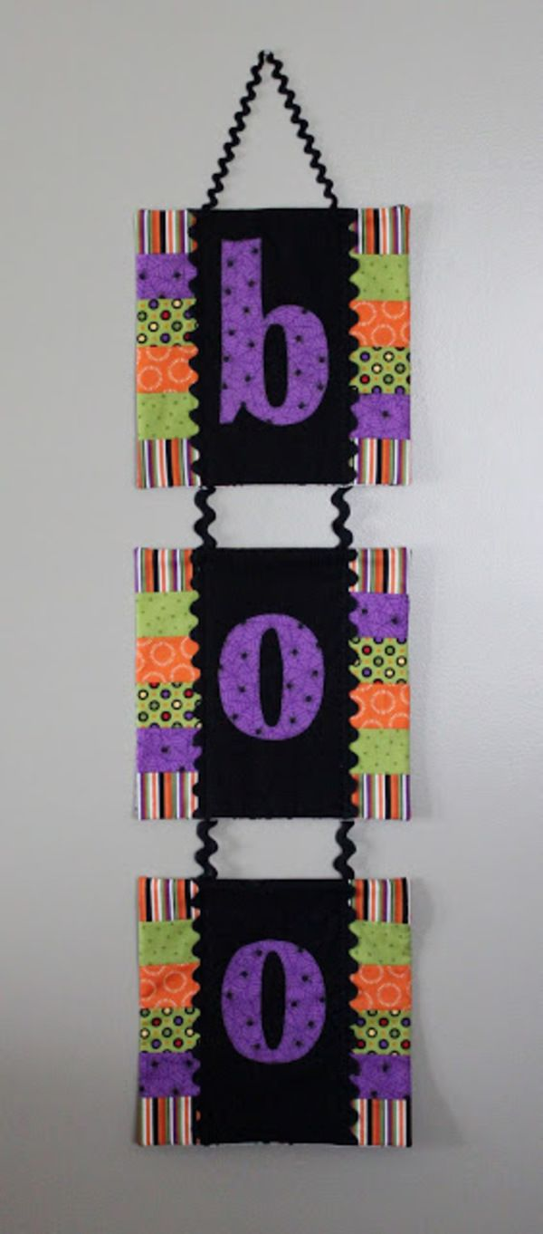 halloween quilts treat bags table runners and wall hangings 5 free halloween patterns