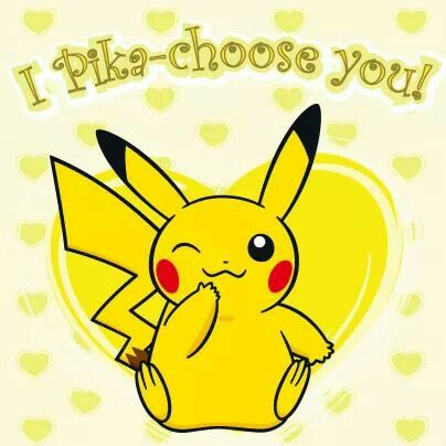 Pokemon valentine