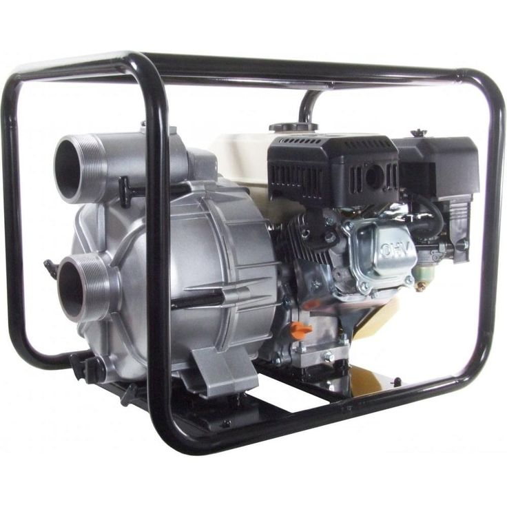 "3"" Engine Driven Trash Pump | Loncin 3"" Trash Pump | Loncin 3"" Trash Engine Powered Pump"