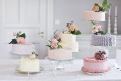 Bröllopstårtor – Sockersöta smulor