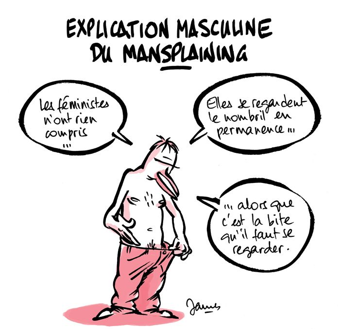Mansplaining - Mecsplication