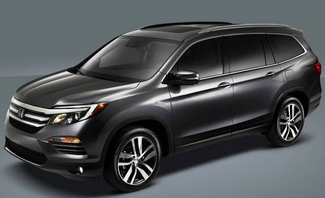 New Cars Update: 2018 Honda Pilot