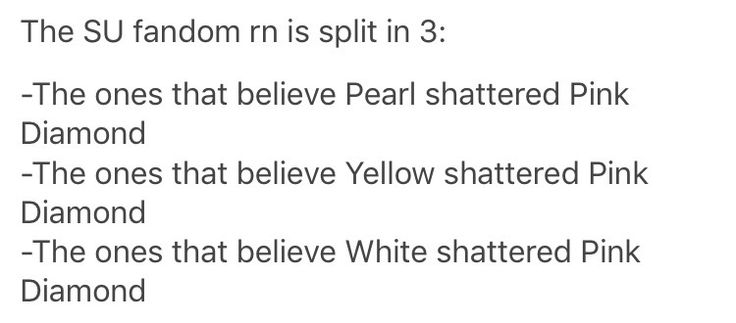 I believe it was pearl because Pink only had 1 colony so I dont think that a Diamond would shatter her sister for 1 planet