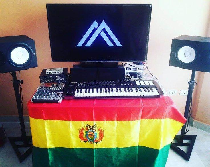 Alexander Airan 6 de agosto Bolivia