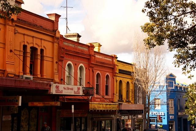 Glebe Point Road. Glebe. Sydney Australia.