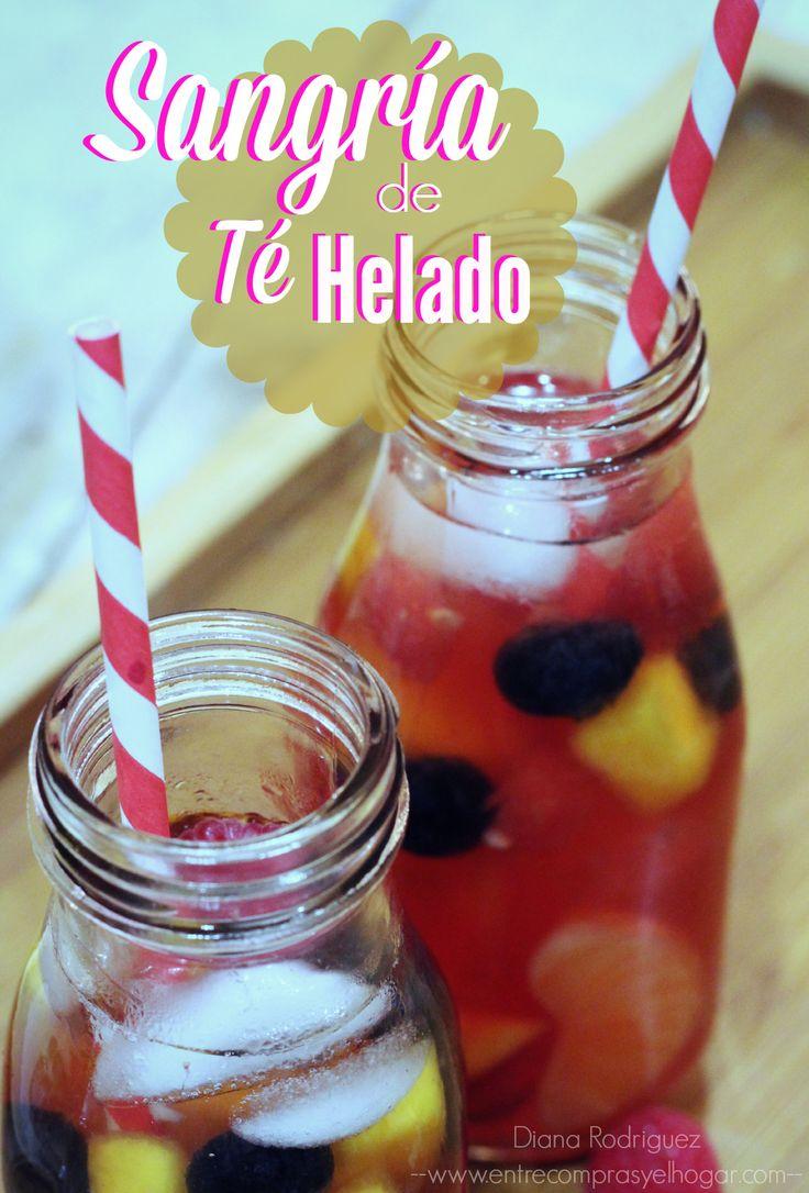Sangría+de+Te+Helado+#ViveMejor+#Sangivi+#Thanksgiving