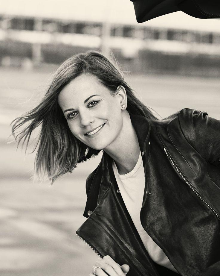 Susie Wolff for Gentlewoman UK