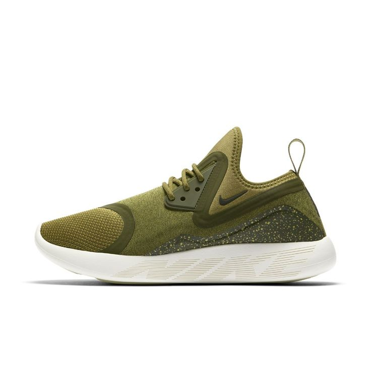 Nike LunarCharge Essential Women's Shoe Size 7.5 (Olive) - Clearance Sale