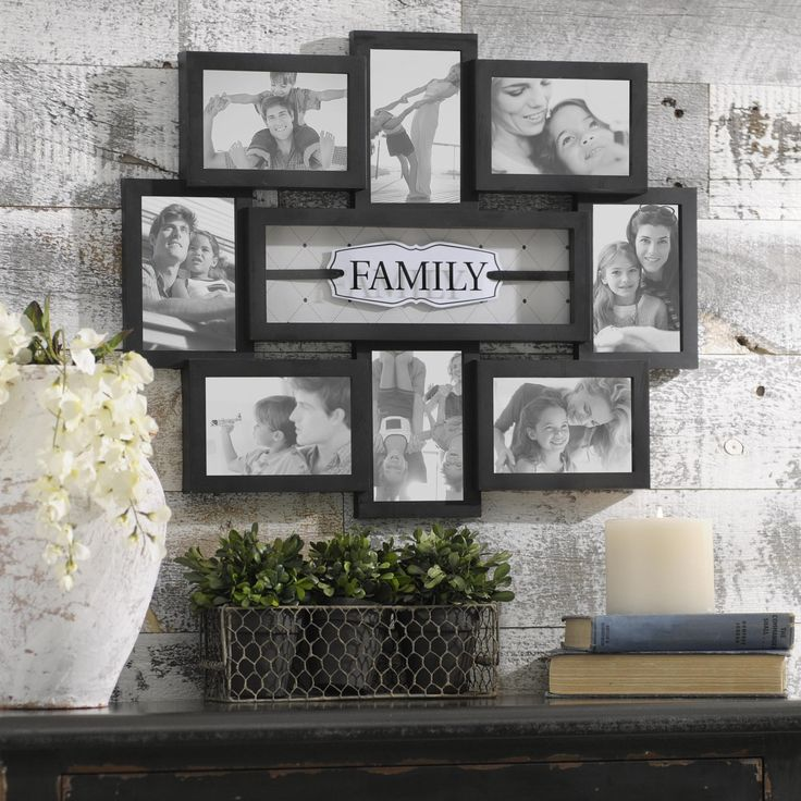 25 Best Ideas About Collage Frames On Pinterest Wall