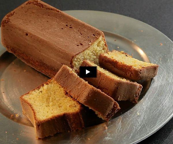 Voici la recette d'un dessert simple et délicieux : le cake au yaourt. Suivez les étapes de notre vidéo afin de réaliser ce gâteau à la maison.