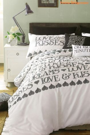 Buy Emma Bridgewater Black Toast Duvet Cover from the Next UK online shop