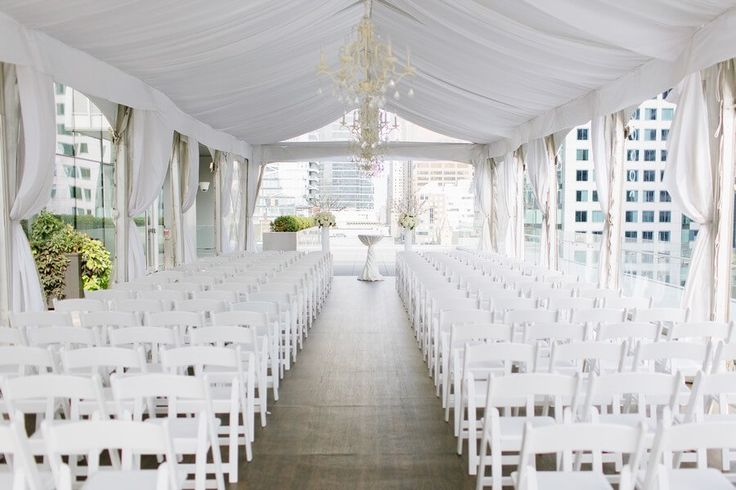 All White Indoor Wedding Ceremony Site: 17 Best Ideas About Outdoor Wedding Venues On Pinterest