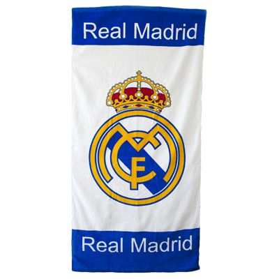 real madrid towel Real Madrid Official Merchandise Available at www.itsmatchday.com