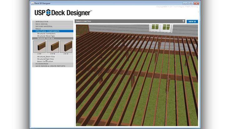 USP Deck Desinger