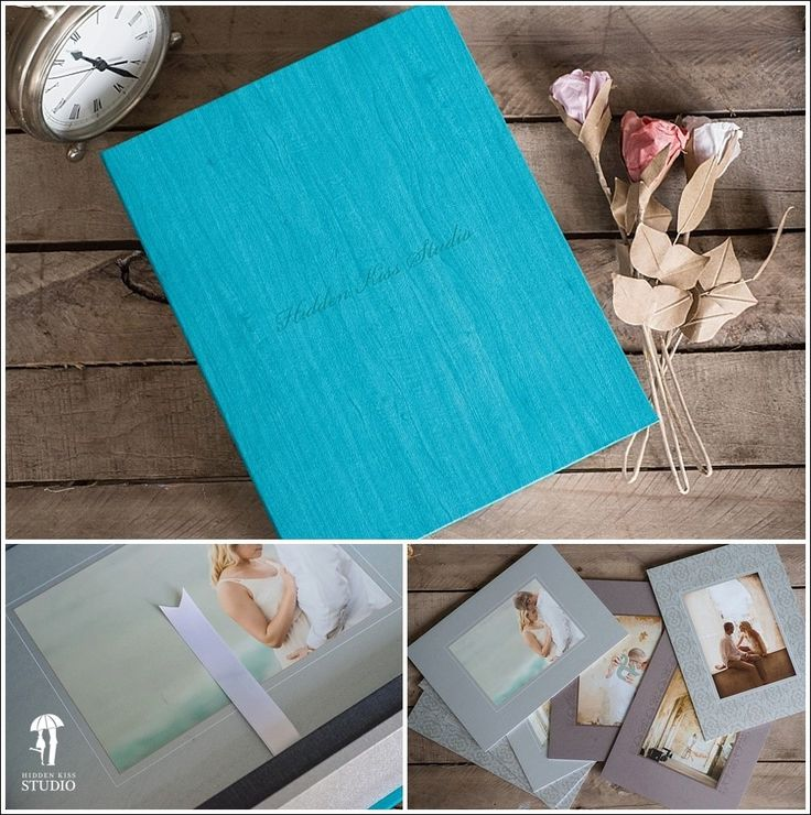 Image Box is suitable for portraits and weddings, in this case Hidden Kiss Studio choose it for a session of engagement. The  turquoise maple box contain prints impressed directly on  an elegant silver art matte with DMA technologies. #graphistudio #weddingbook #weddingphotography  http://www.graphistudio.com/en_US/image-box
