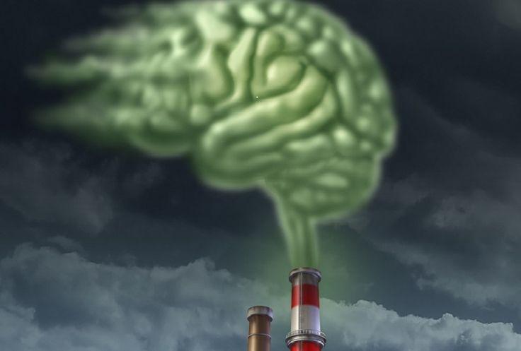 大気汚染は認知症やアルツハイマー病を誘発するおそれがある