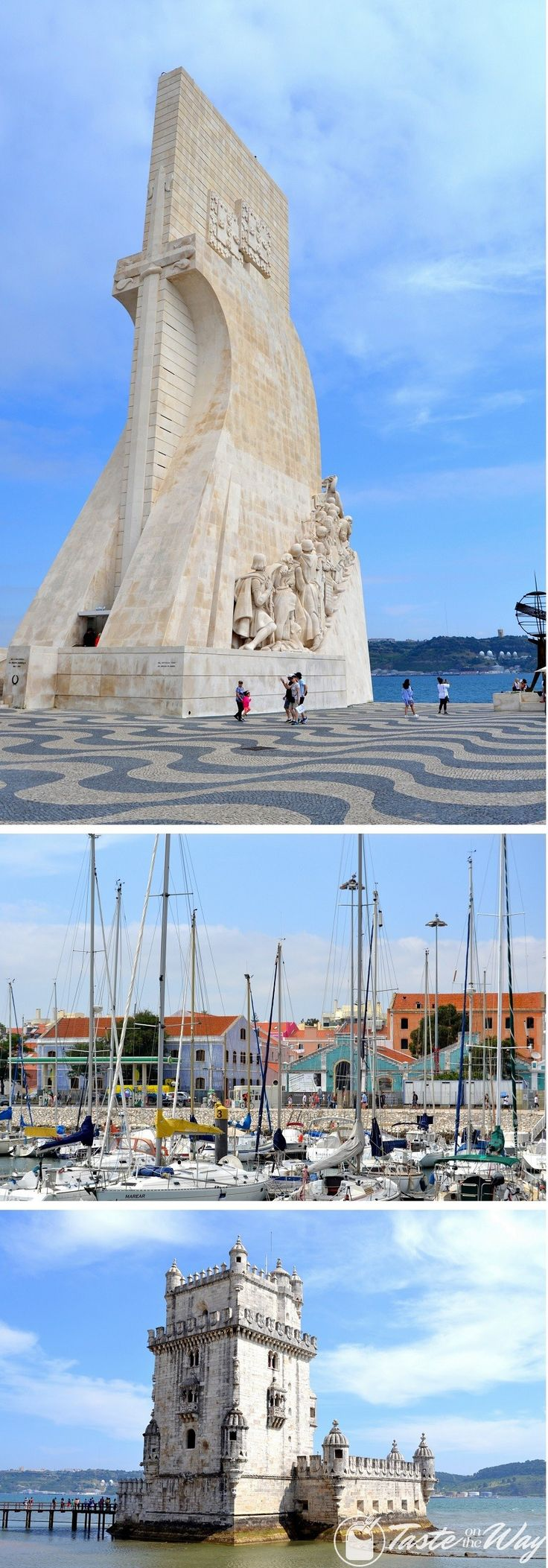 Check out our travel story about the Belem Tower in Lisbon with pictures @tasteontheway