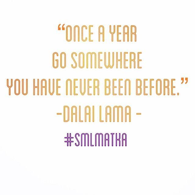 """Once a year go somewhere you have never been before."" – Dalai Lama #SMLMatka #kiematka #Suomi #finland #finnishboy #finnishgirl #travel #study #kesä #kielimatkat #dalailama #go"