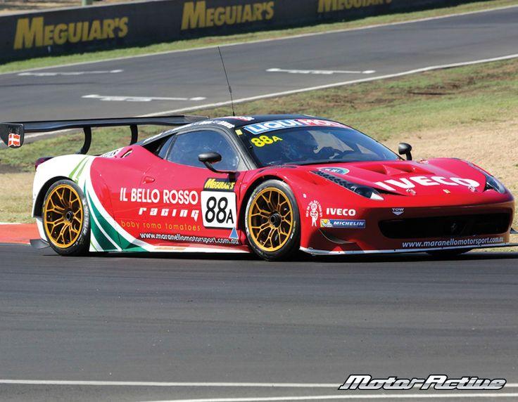 2014 - No.88 Ferrari 458 GT3 - John Bowe, Peter Edwards, Craig Lowndes, Mika Salo
