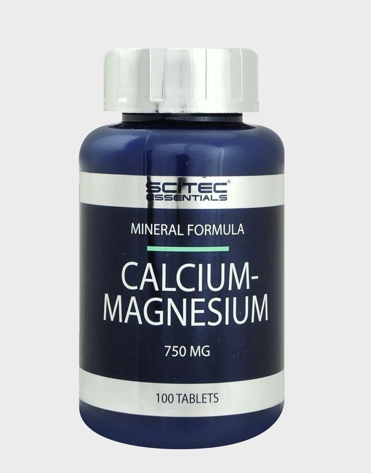 Calcium and Magnesium Tablets