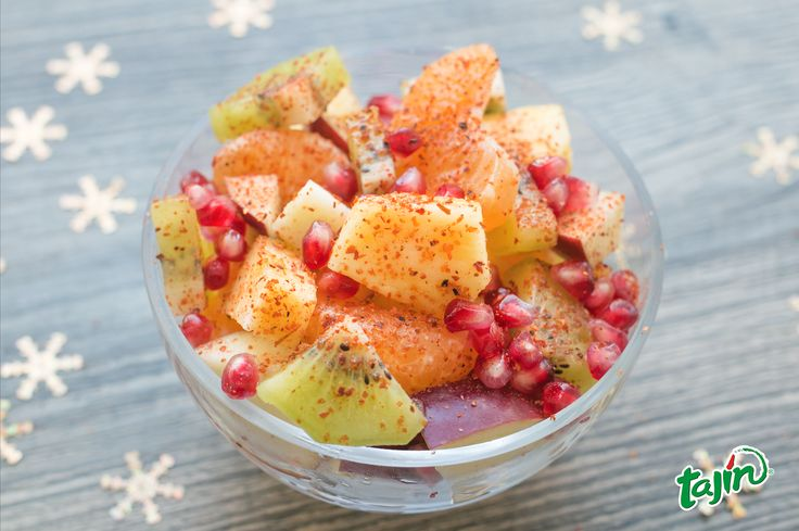 Give a delicious flavor to the fruit this Christmas