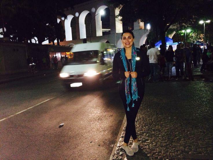 Arcos de Lapa, un barrio bohemio, recomendable para una salida nocturna