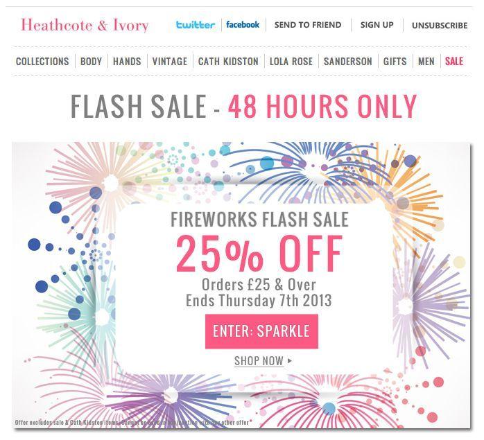 27 best Seasonal Emails images on Pinterest Advertising design - sample email marketing