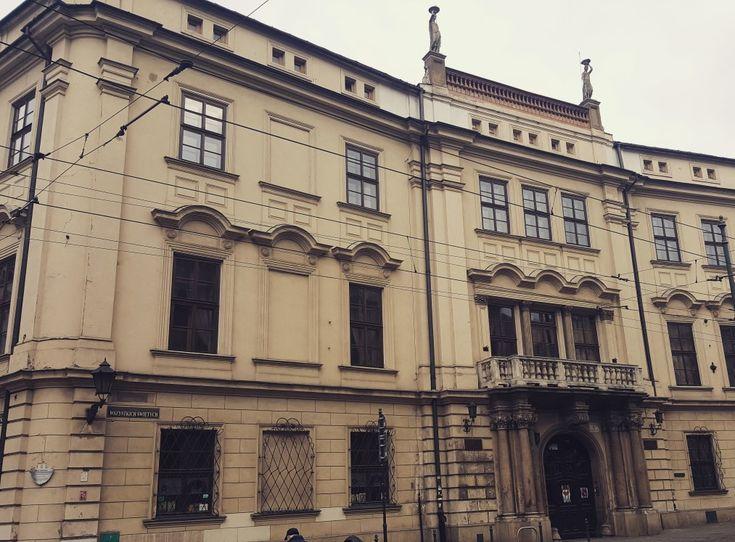 Palace of Larisch in Krakow