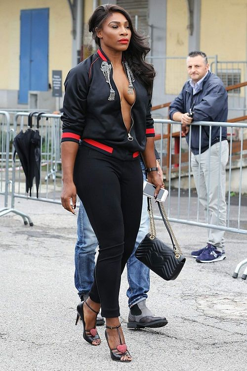 Serena Williams                                                                                                                                                                                 More