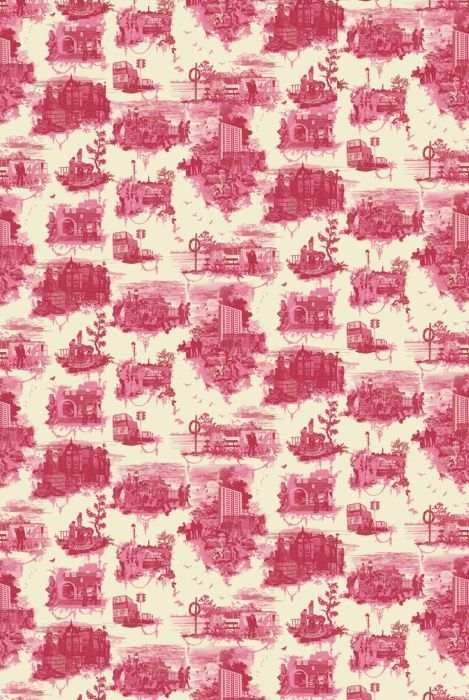 Contemporary Toile from the devine Timorous Beasties