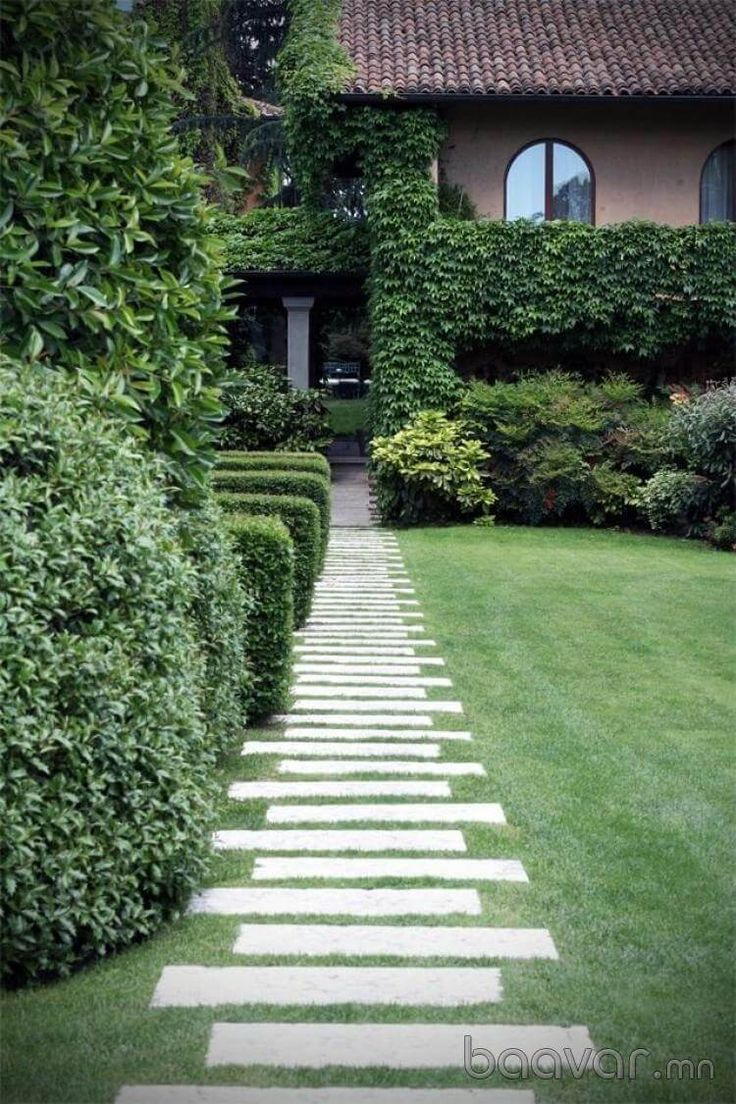 33 Popular Pieces Of Decoration That Are Stepping Stones Farmfoodfamily Pathway Landscaping Walkway Landscaping Landscape Design