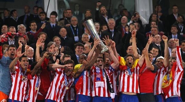 Campeón Europa League 2010