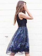 Ethereal Organza Dress