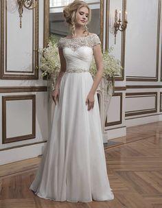 Vestido de noiva Justin Alexander coleção 2016-2