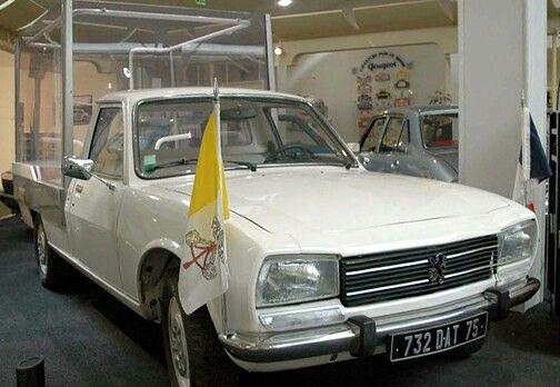 Peugeot 504 JP II  Francia - 1981