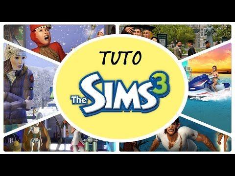 TUTO TS3 - TROUVER SES MODS ET SIMS3PACK DANS LE JEU