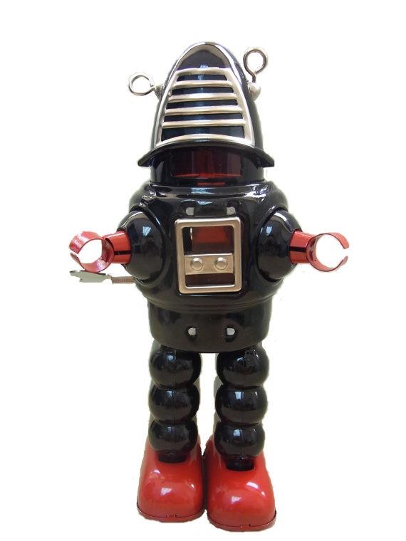 Vintage Toy Robots : Vintage robot robots pinterest