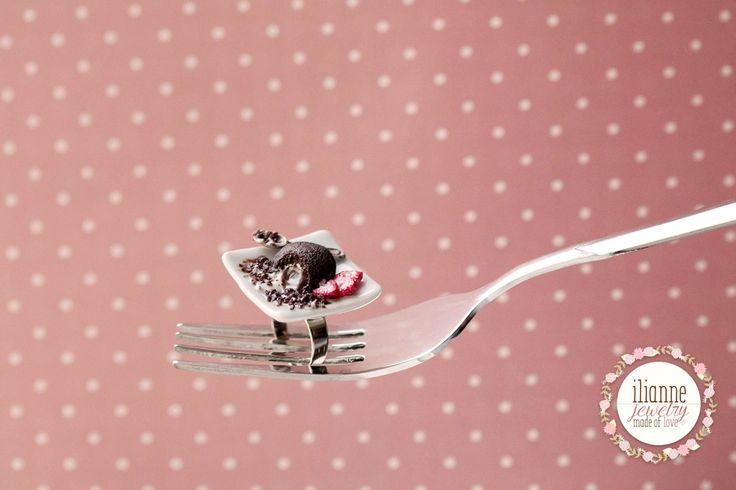 Ilianne | Jewelry Made of Love - Chocolate Brownie