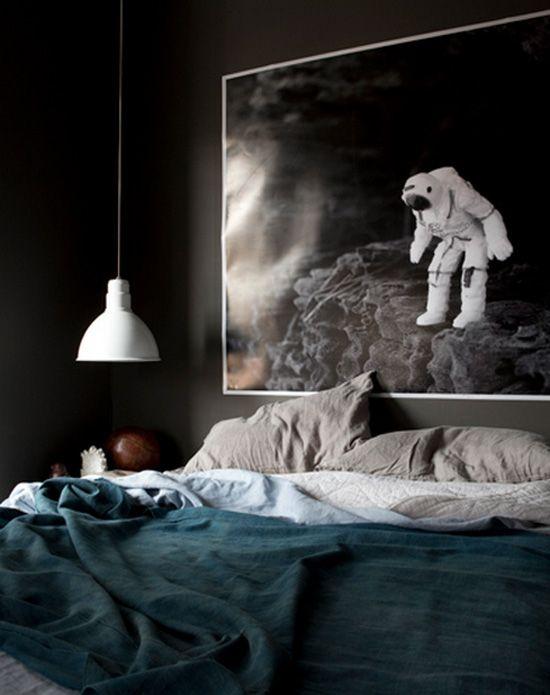 .james' dream bedroom