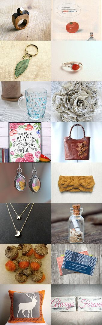 Fall in Love by nico on Etsy--Pinned with TreasuryPin.com