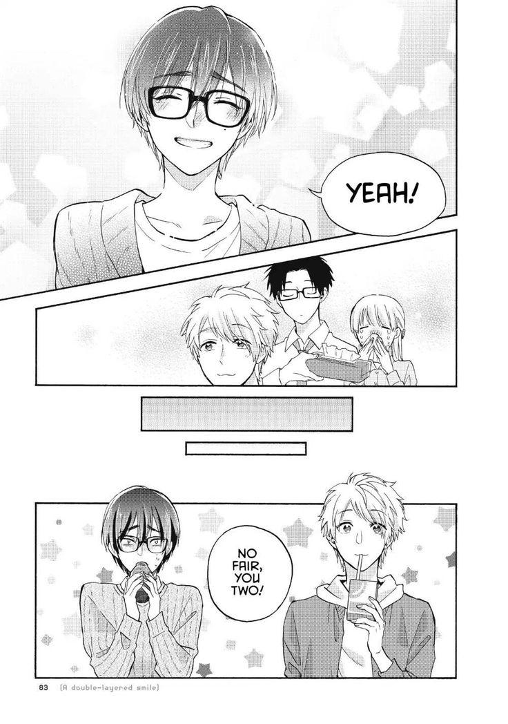 Kou x Naoya Wotaku ni Koi wa Muzukashii manga
