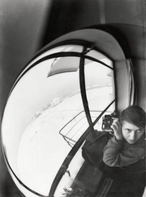 Self-Portrait, Marianne Brandt, 1927
