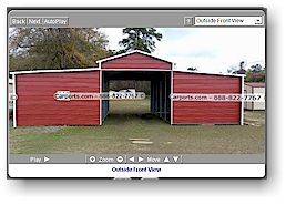 ONLINE TOURS - Carports.com - TNT, Metal Carports, Garages, Buildings, RV Covers, Boat Covers, Barns