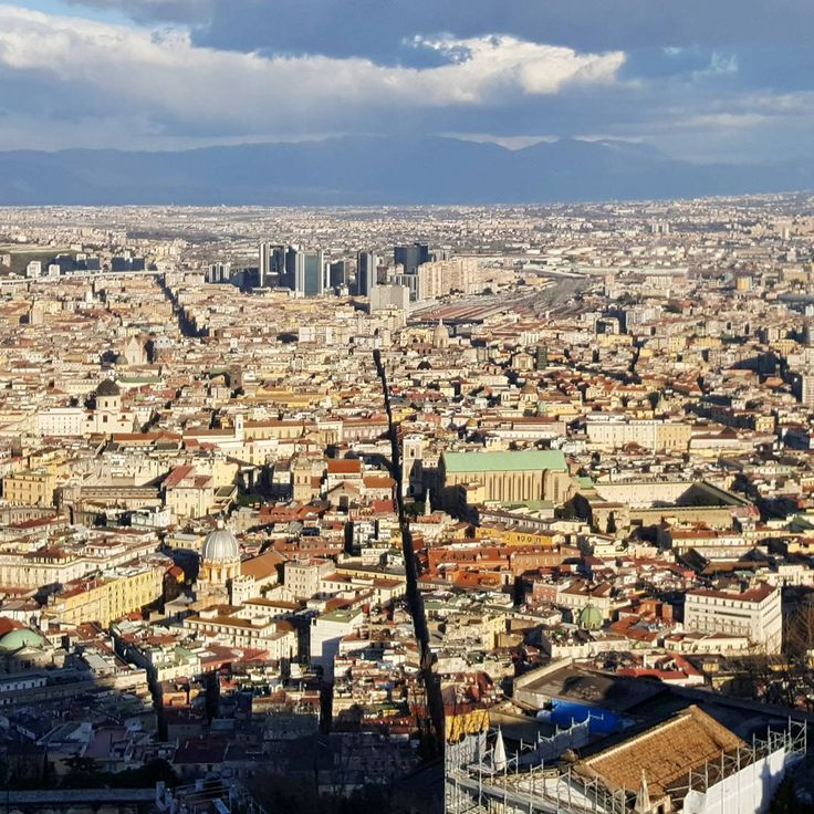 Napoli, Italy.  #naples #travel