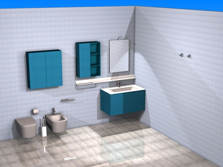 rendering from the bathroom...