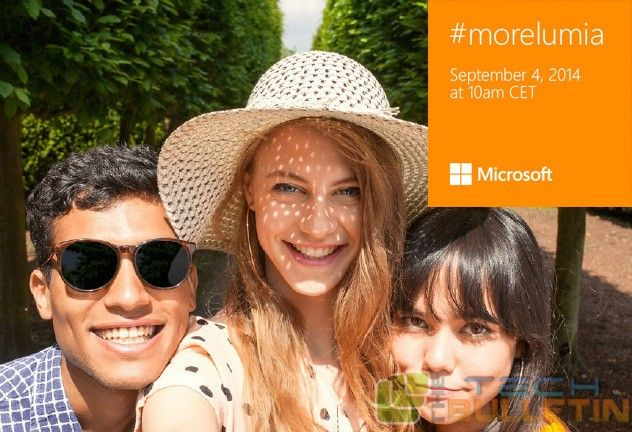 Microsoft shares a 'selfie' to tease the Lumia 730 for the IFA event   http://www.thetechbulletin.com/microsoft-shares-selfie-tease-lumia-730-ifa-event-11003/